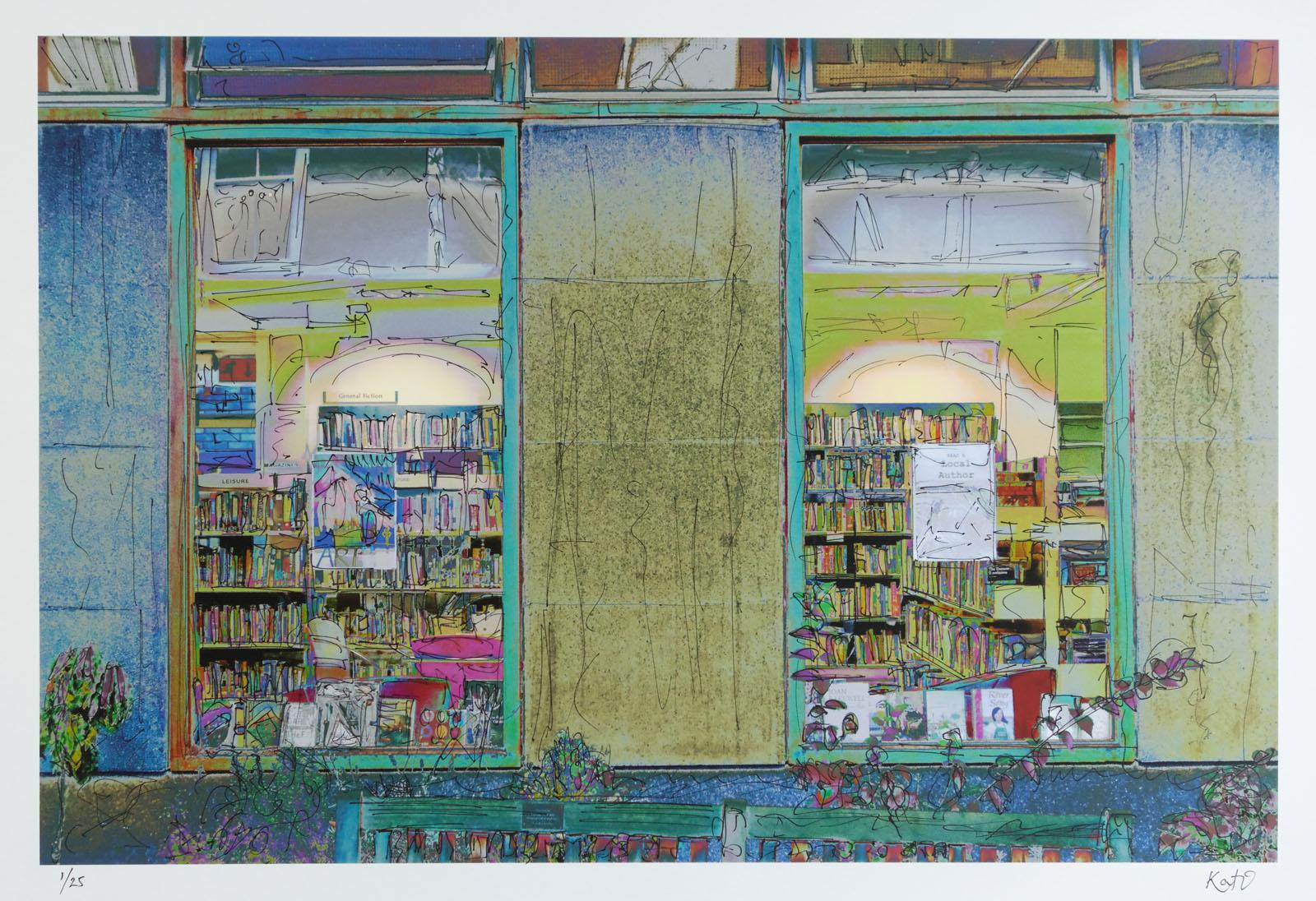 Primrose hill library 2